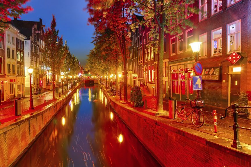 The Red Light District has more to offer than what you might think.