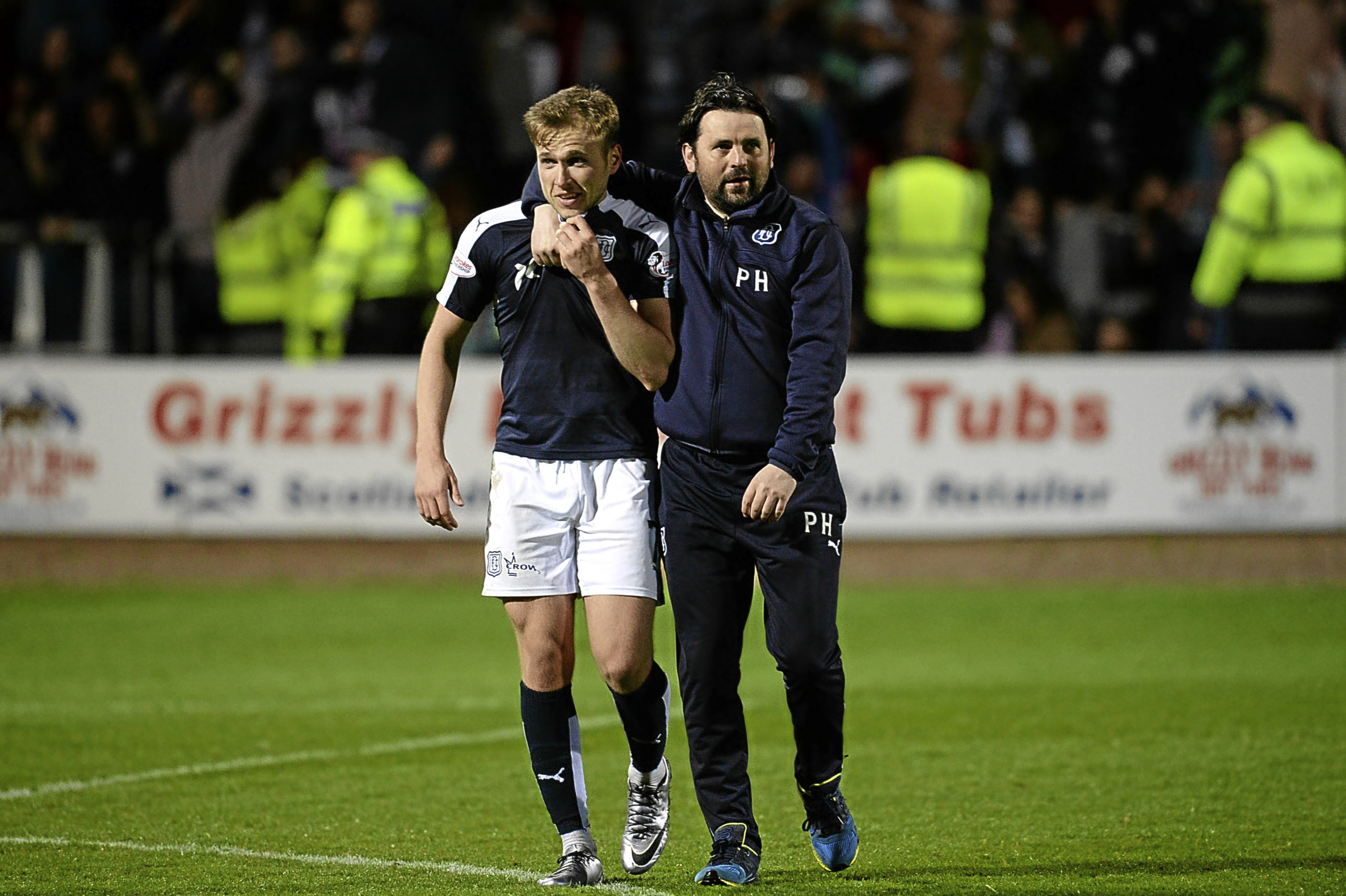 Paul Hartley's biggest task could be holding on to Greg Stewart.
