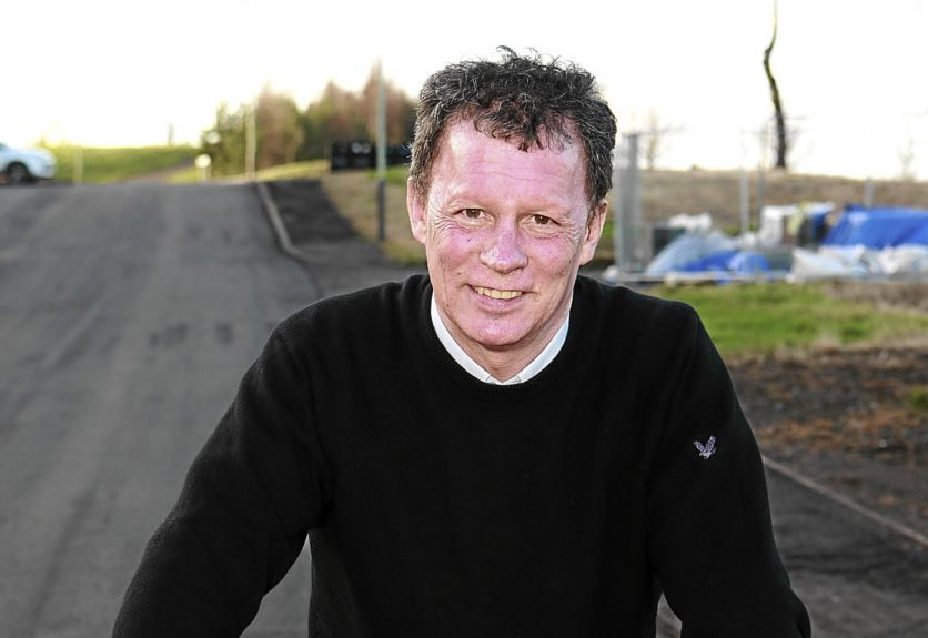 John Holt coached Craig Wighton as a youngster.