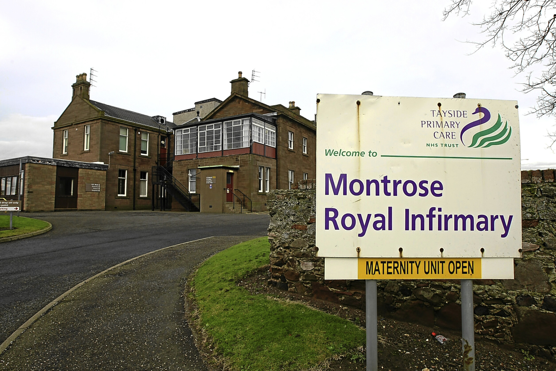 Montrose Maternity Unit