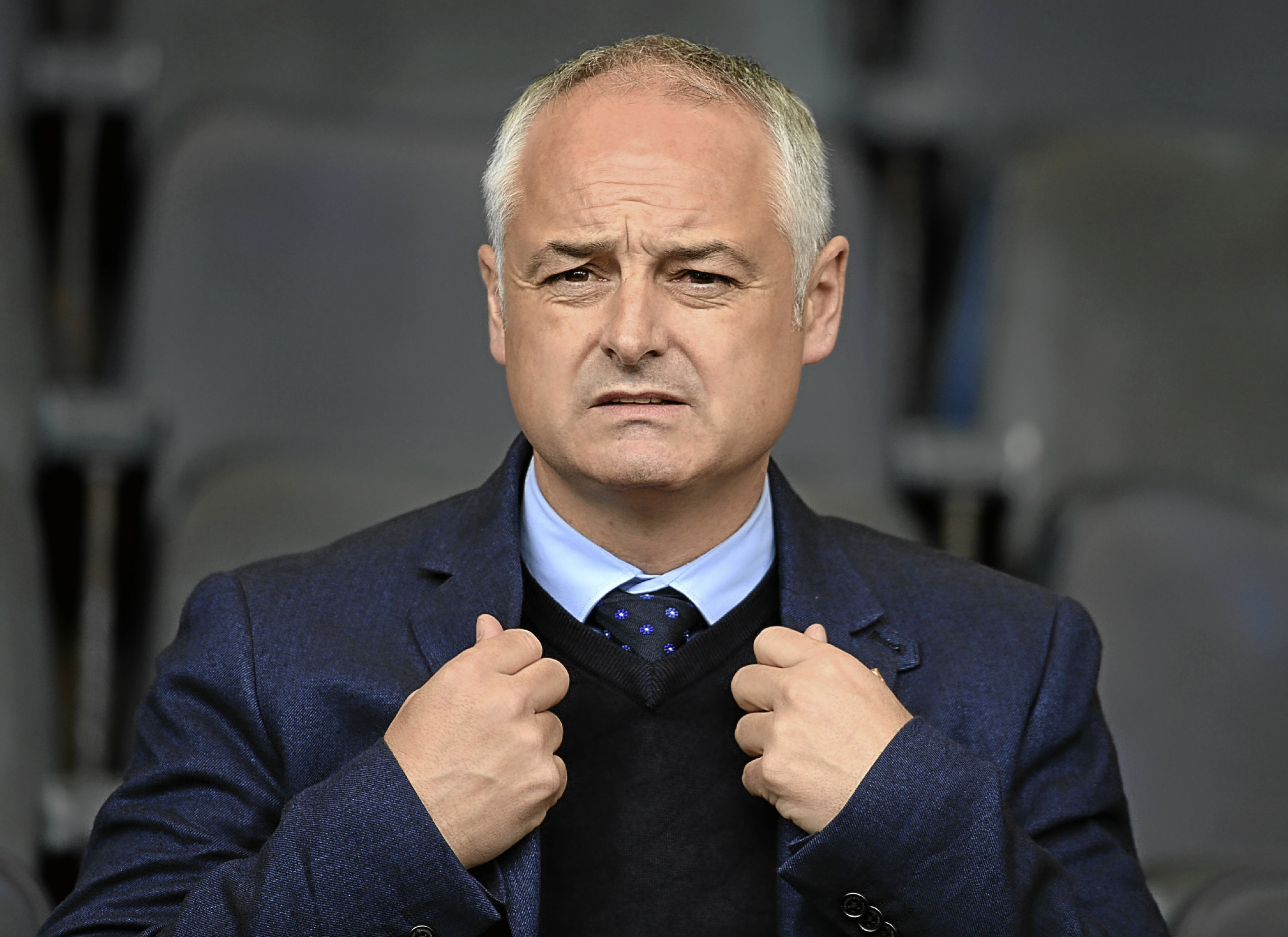 """Ray McKinnon: """"All the players are new to me."""""""