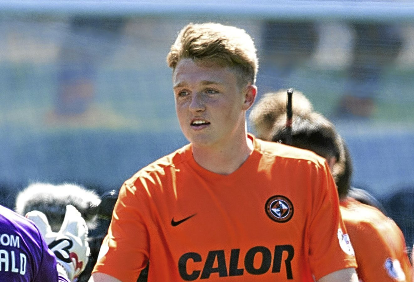 Former Dundee United defender Harry Souttar