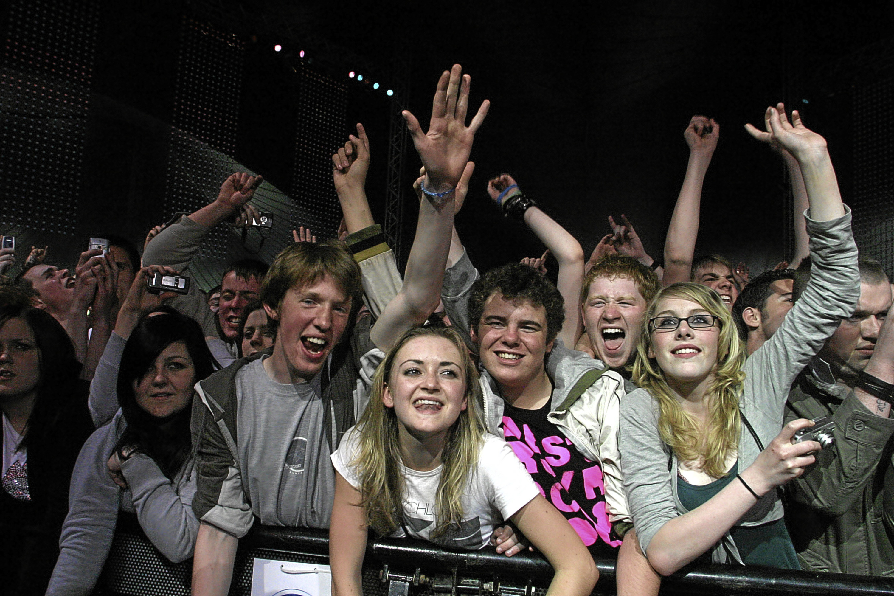 Stewart Murdoch said more one off-events, such as the Radio 1 Big Weekend at Camperdown, will attract more visitors.