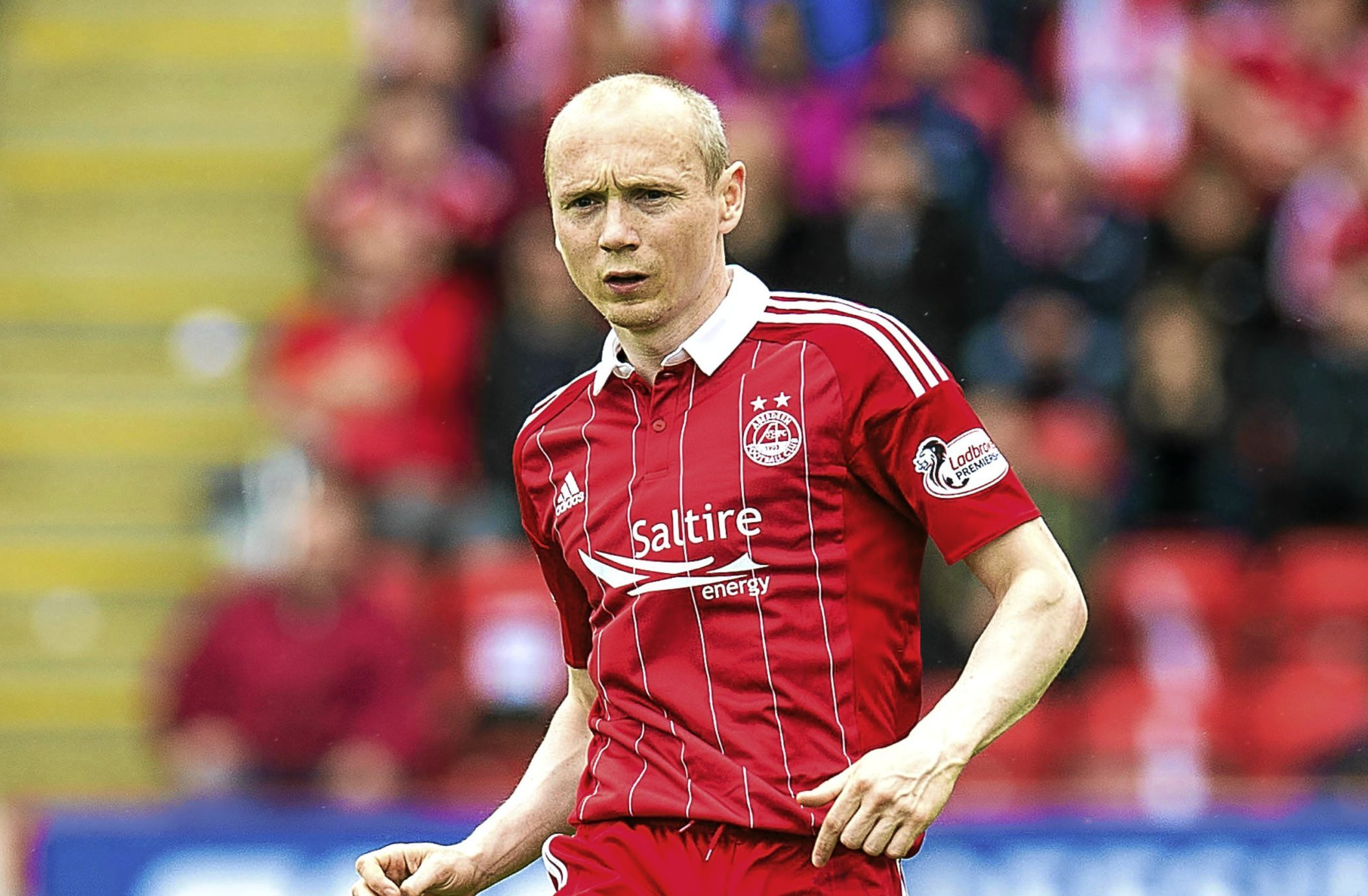 Willo Flood could return to Dundee United.