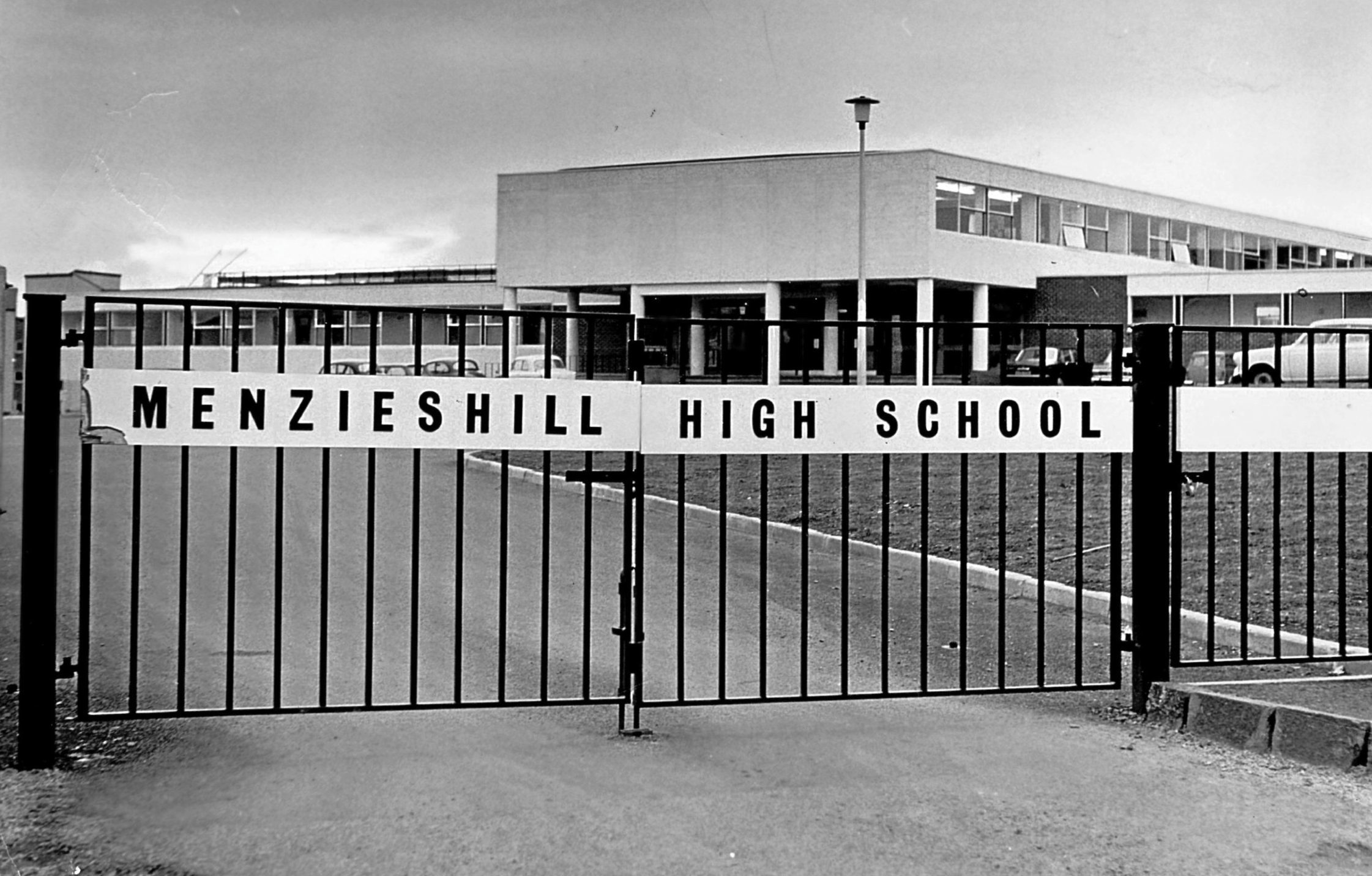 Menzieshill High School gates will close to pupils for the final time on Friday.