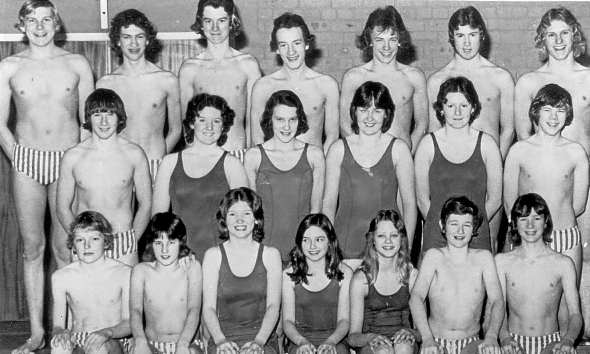 Menzieshill were World Relay champions in 1974.