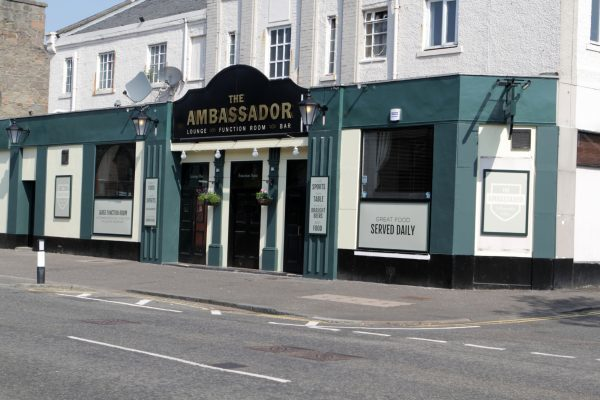 Evening Telegraph Features Ambassador Clepington Road Dundee pic show;Ambassador