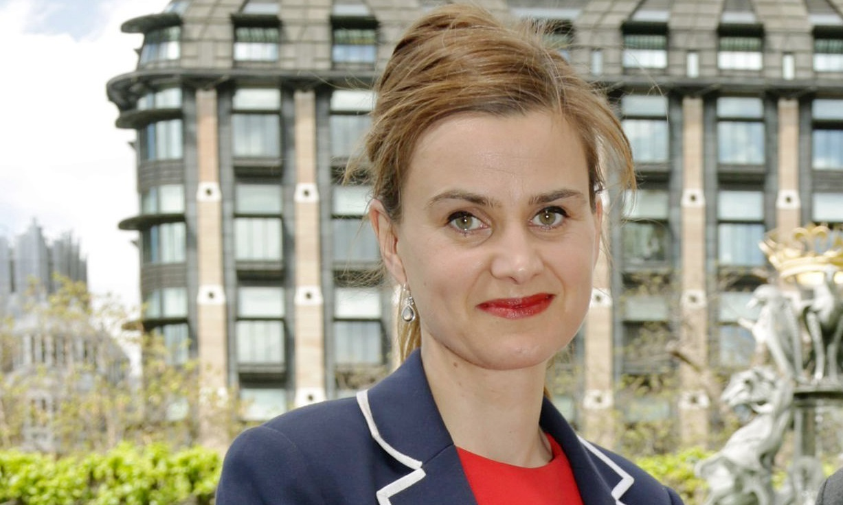 Labour MP Jo Cox.