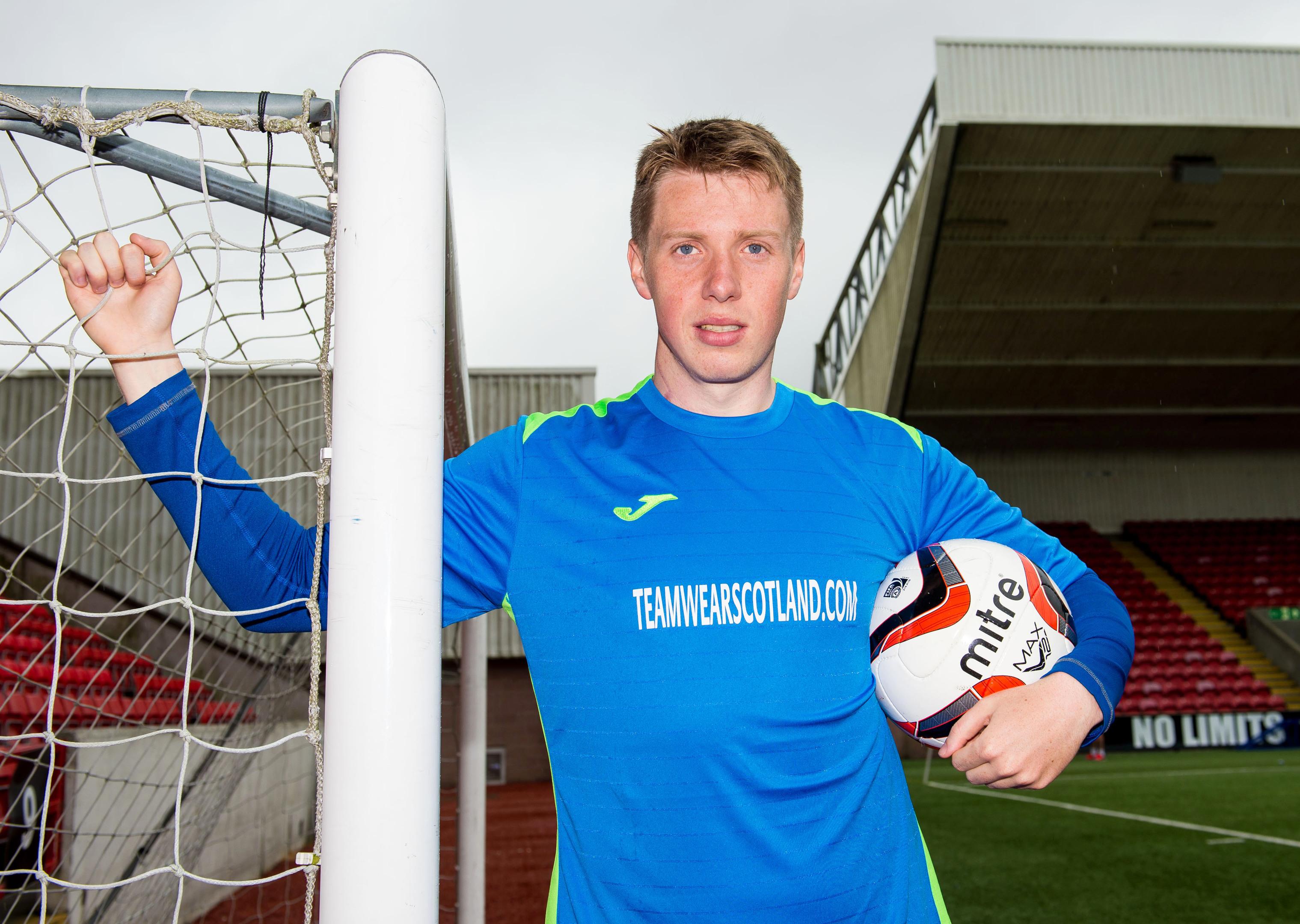 Former Dundee United kid Jordan Moore