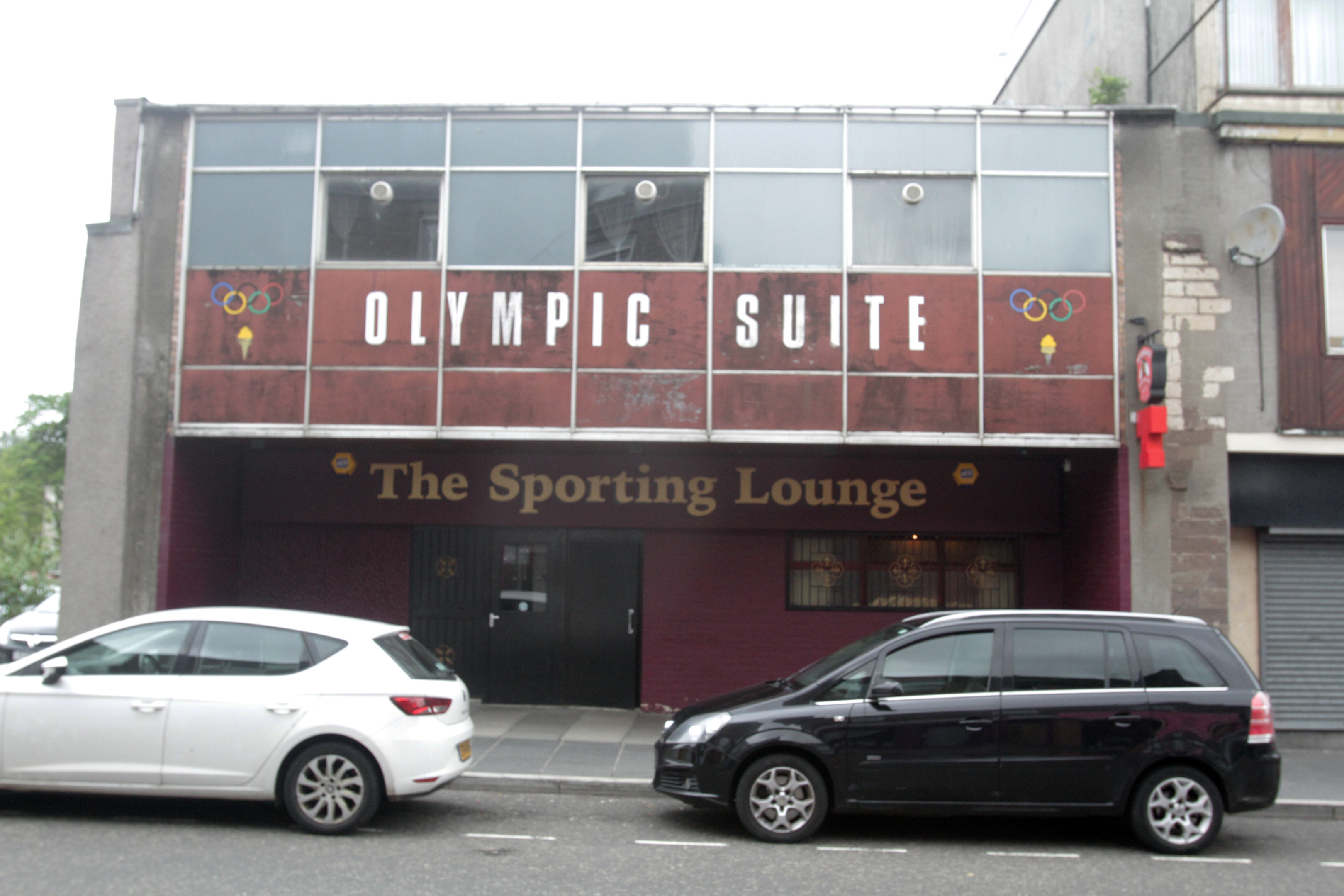 Lochee's Sporting Lounge is for sale at offers around £150,000.
