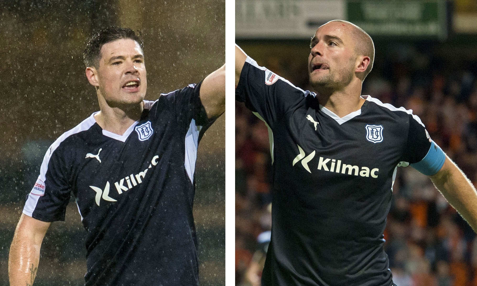 Darren O'Dea's influence has been huge since he joined the Dark Blues, while James McPake is on the road to recovery.