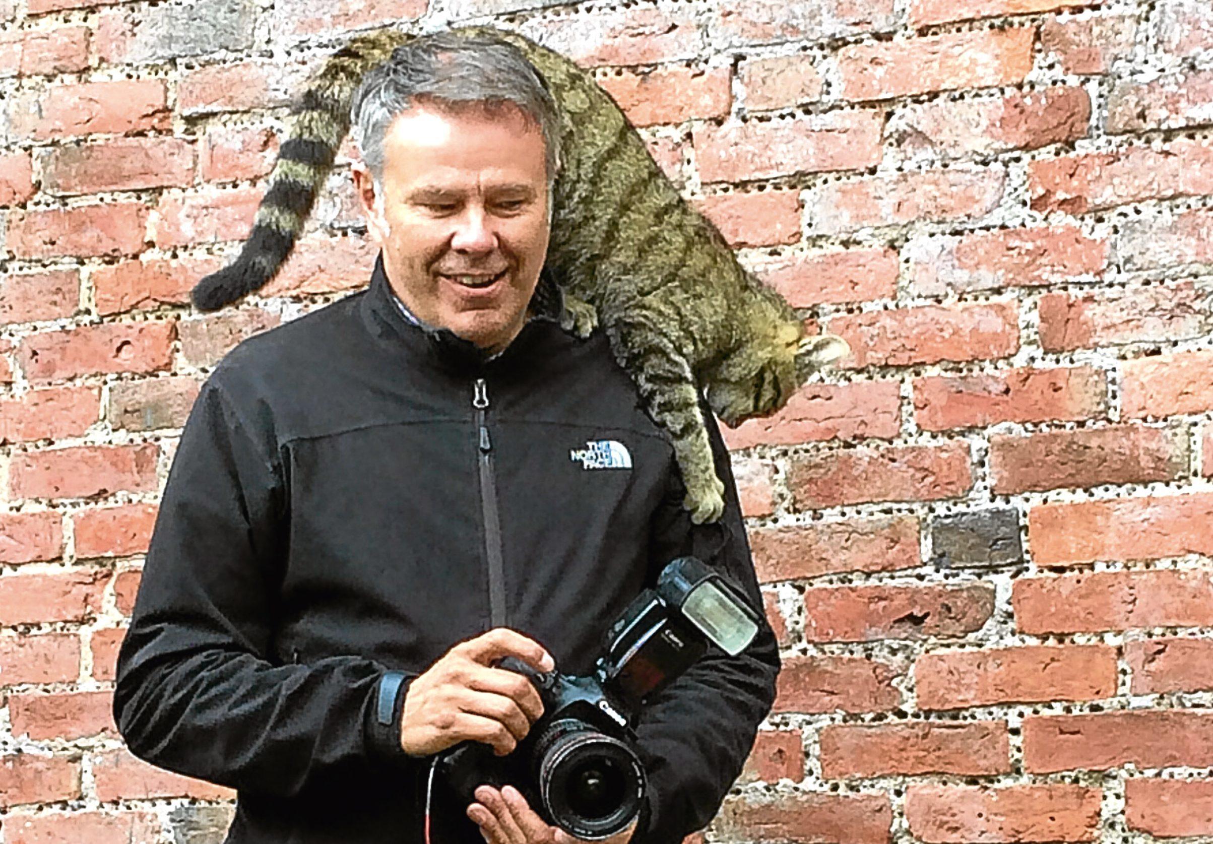 Pipet meets photographer Gareth Jennings