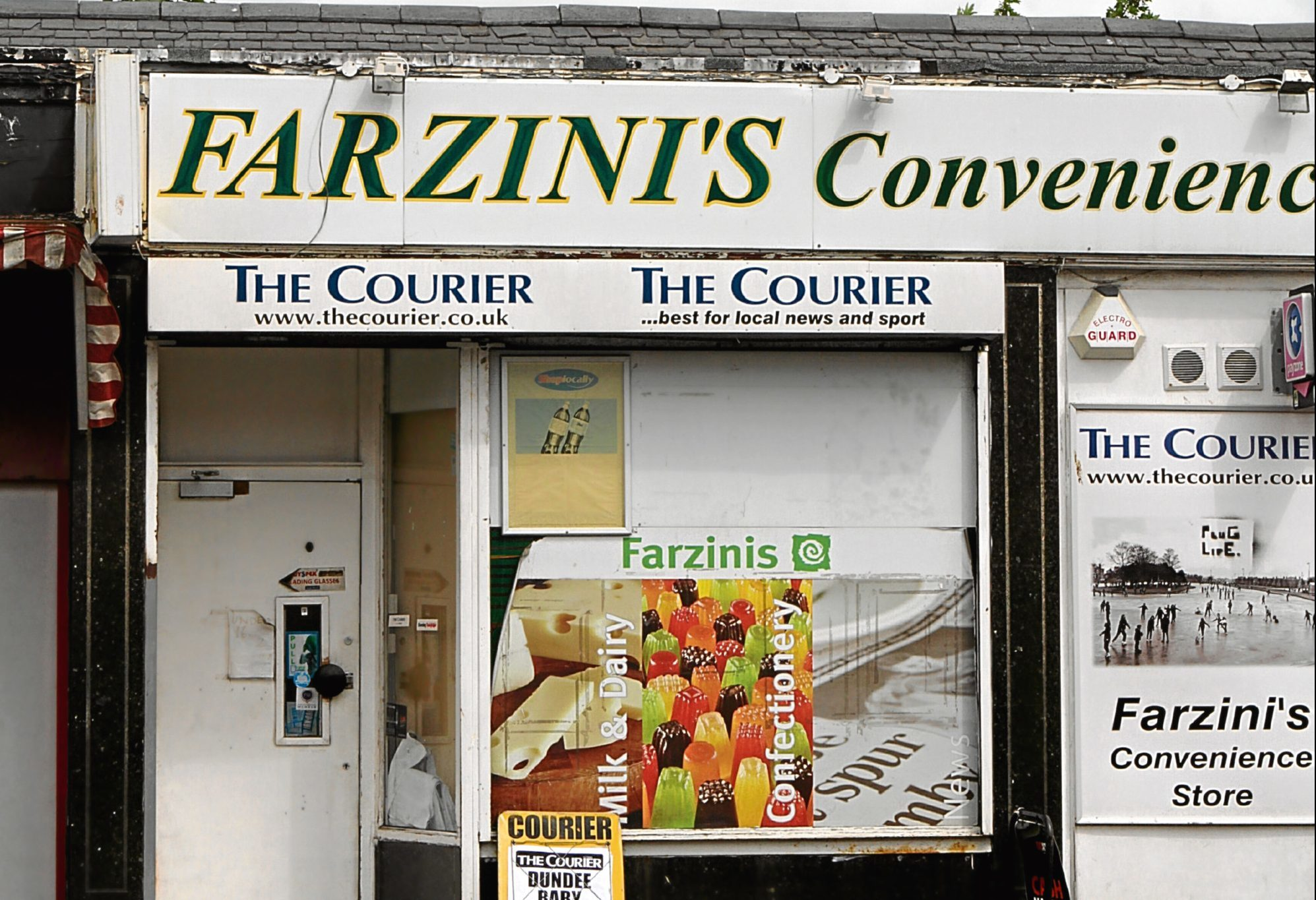 Farzini's on Clepington Road