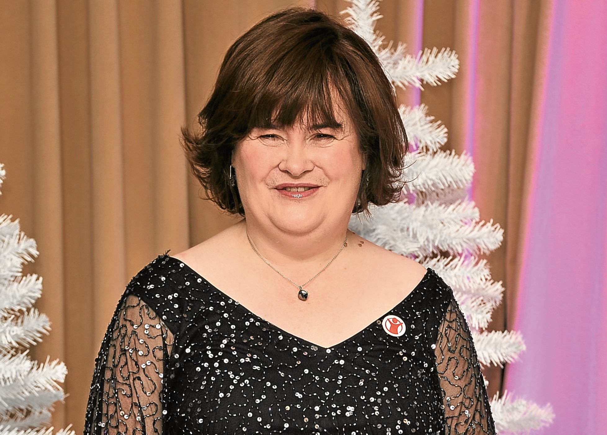Susan Boyle to help family of Dundee girl who died in