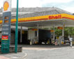 The Shell Garage near Ward Road