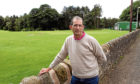 Tom Alexander, who is a member of Caird Park Golf Club.