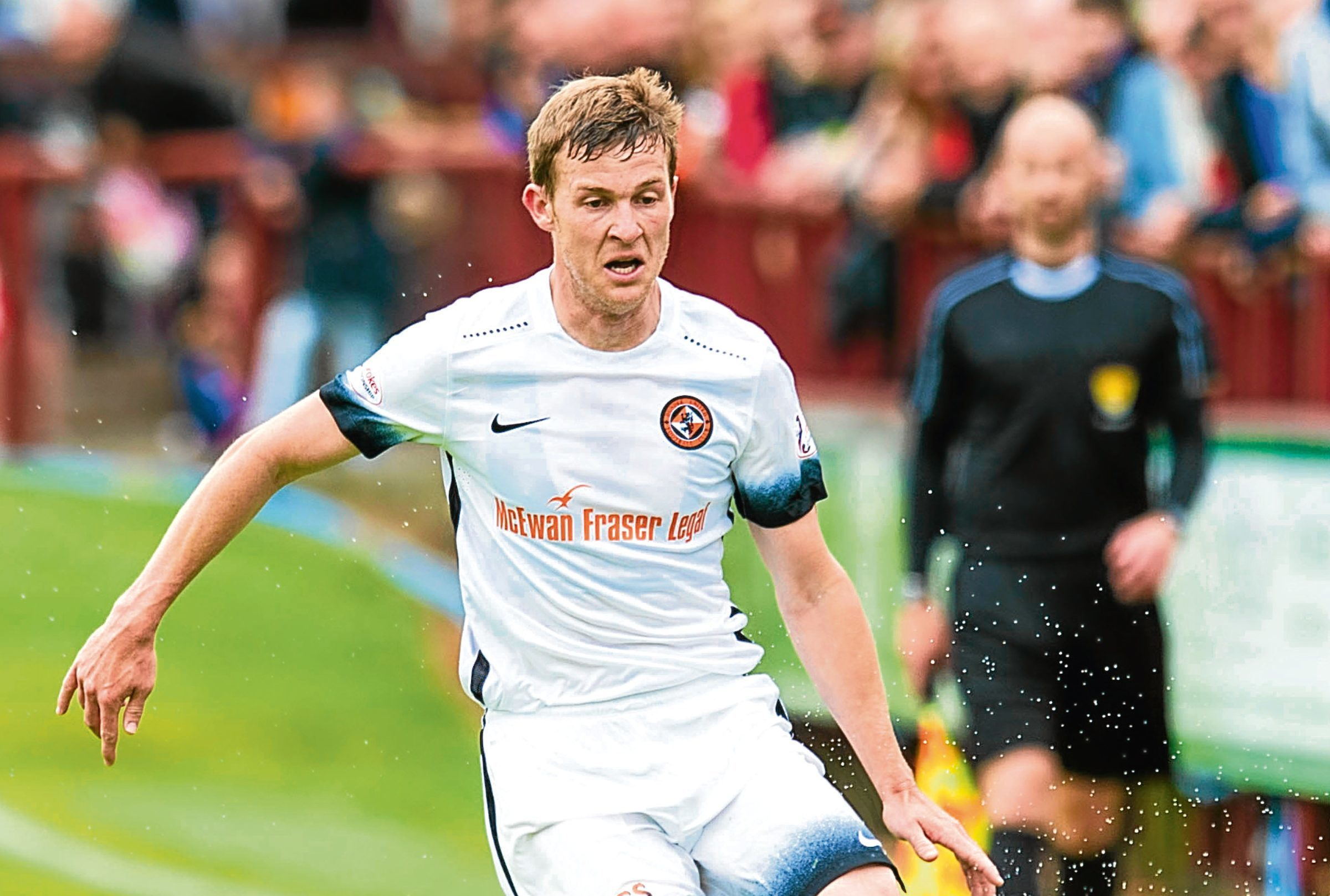 Dundee United skipper Paul Dixon is confident his side can up their scoring ratio.