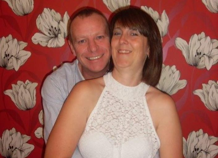 Steven and Tracey Cree