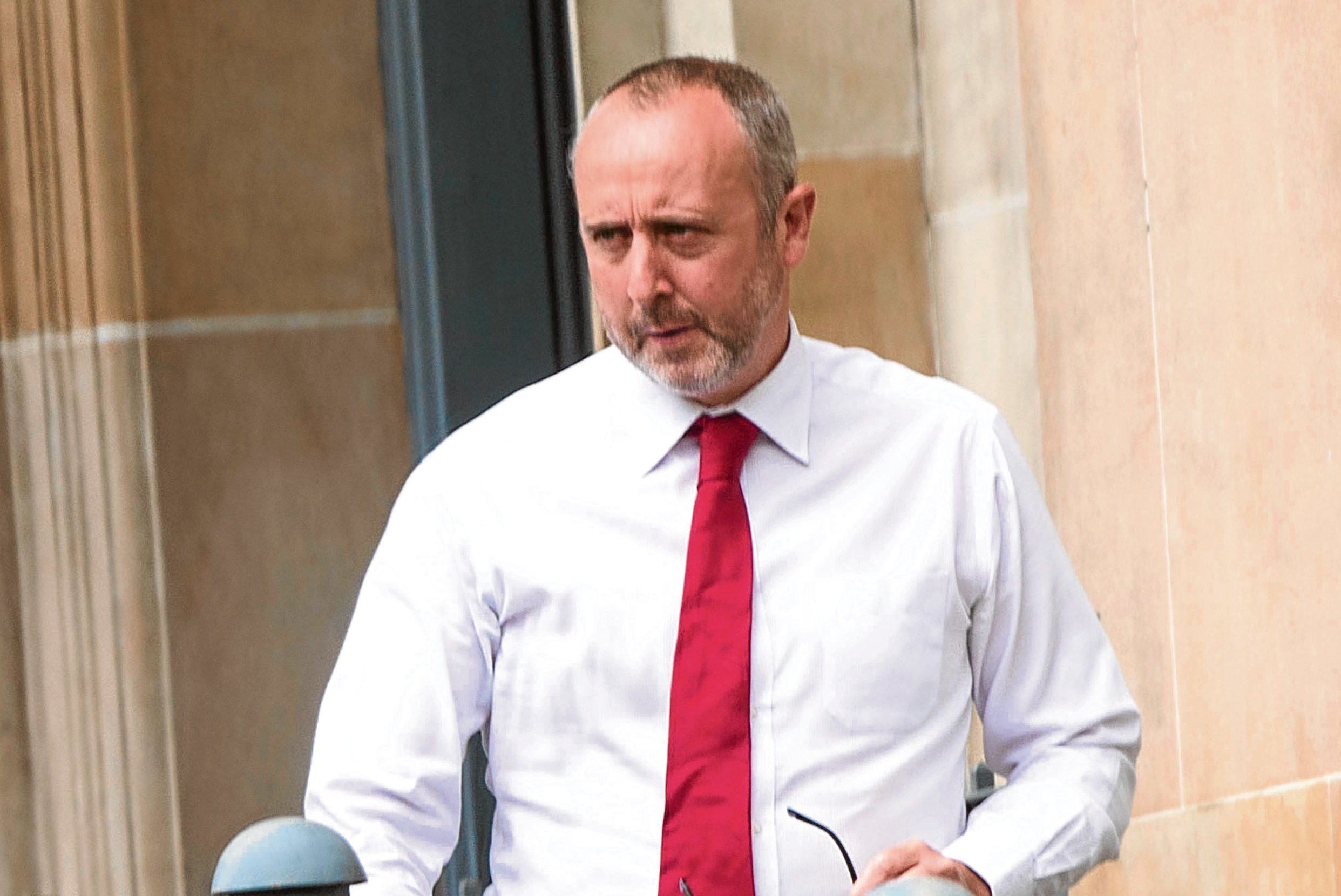 Jonathan Green pled guilty to embezzling more than £73,000.
