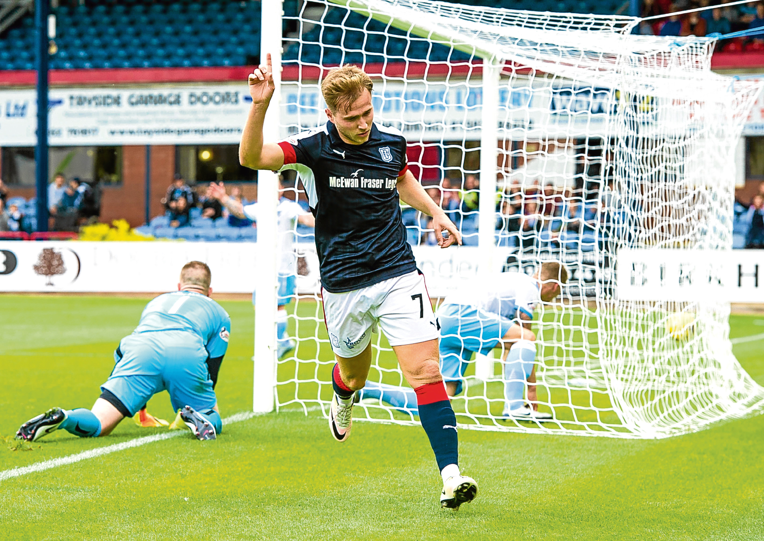 Dundee attacker Greg Stewart could be the subject of a bidding war between a number of English League clubs with QPR now interested.