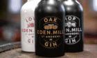 Eden Mill gin.