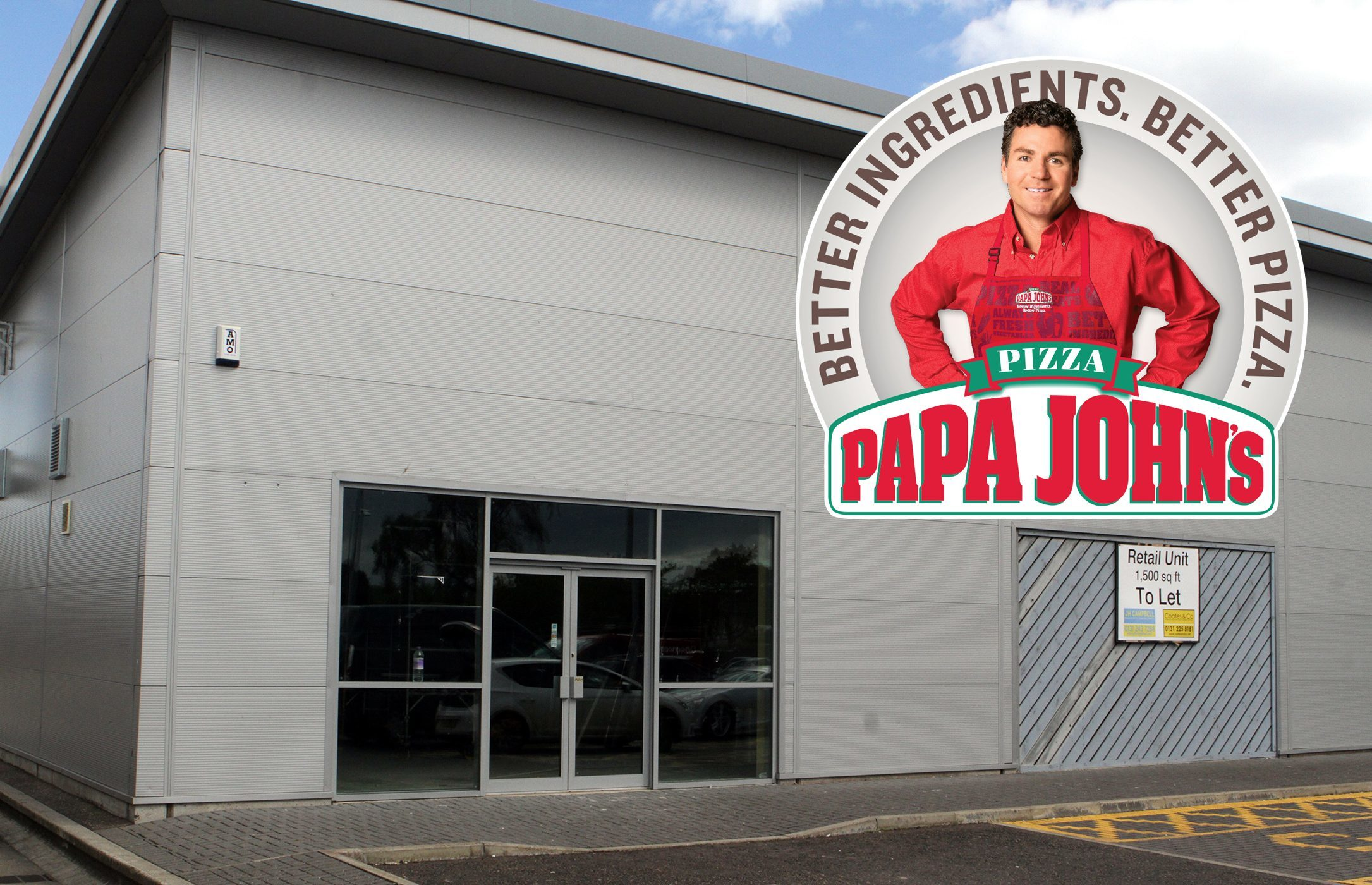 Papa John's opened recently on Arbroath Road.