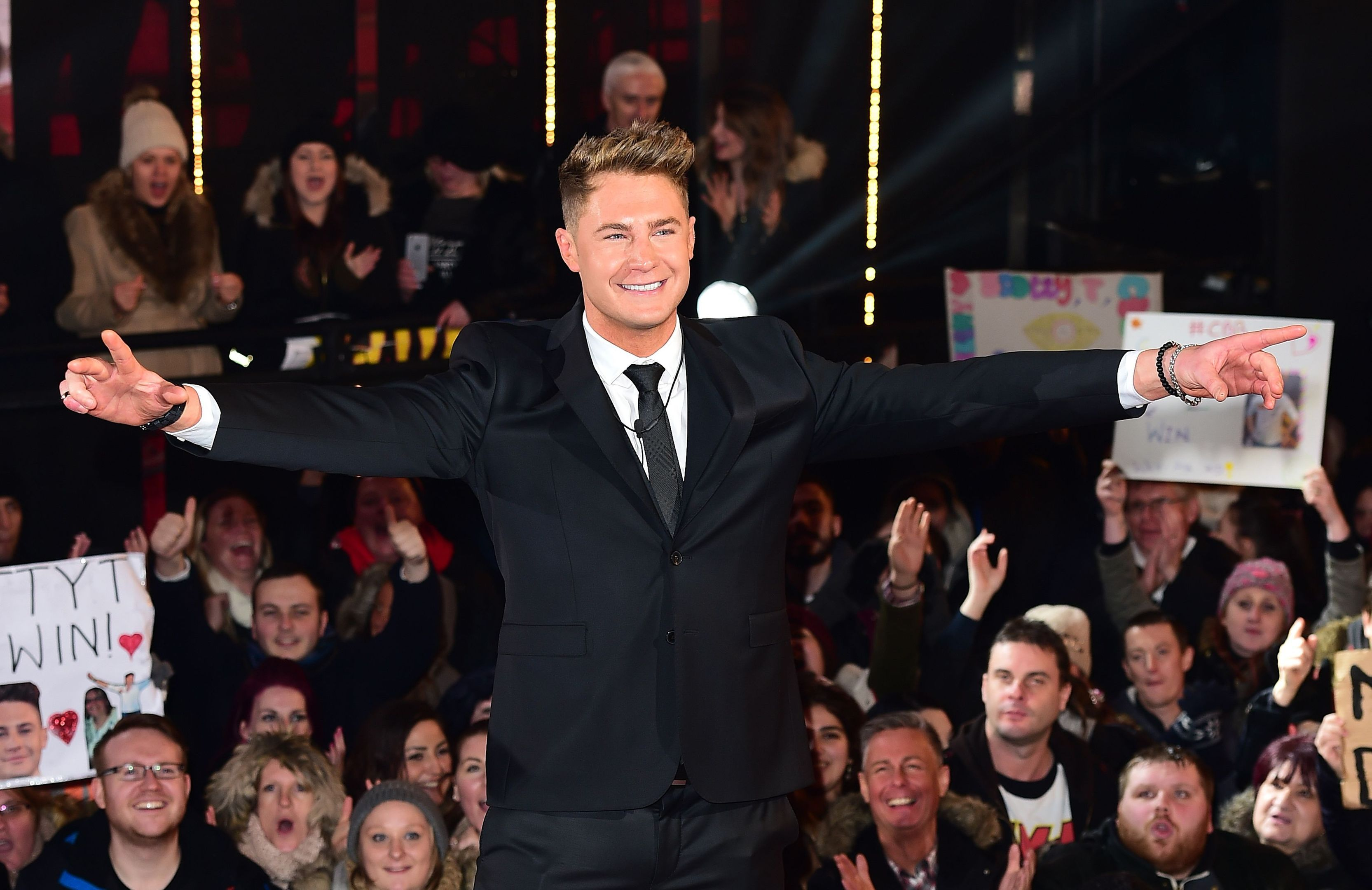 Scotty T has had to pull out of an event in Dundee for the second time.