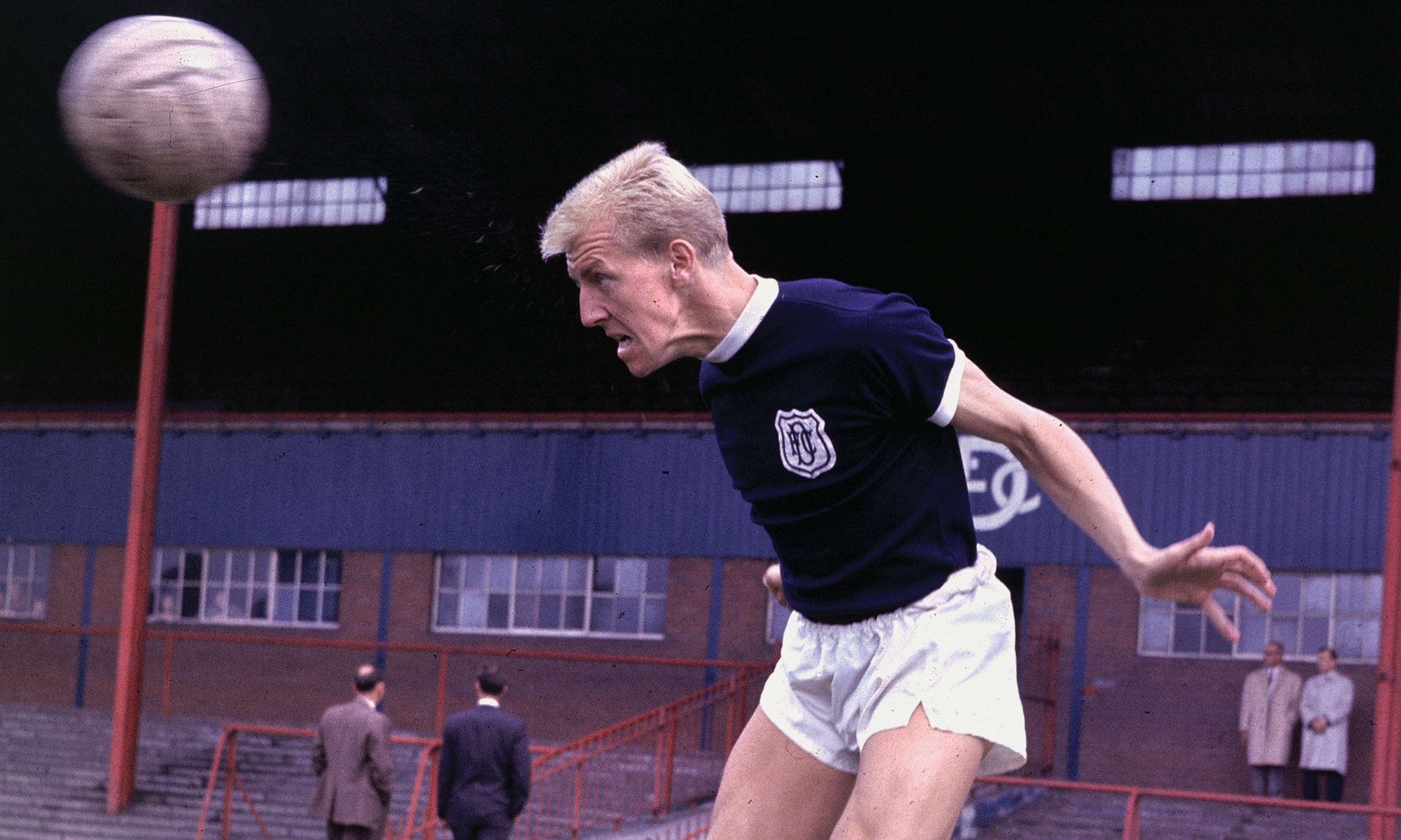 Ian Ure, who played for Dundee side which won the league in 1962