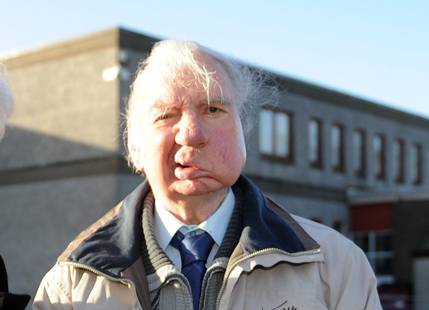 Willie Clarke retired in June owing to ill health