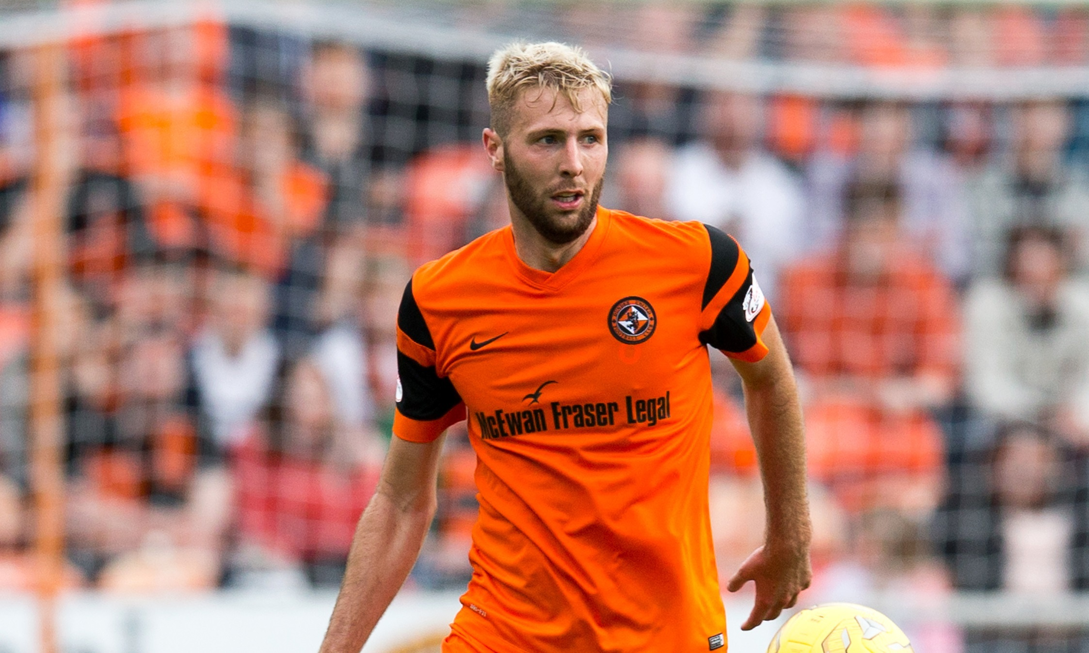 Dundee United defender Lewis Toshney is still injured