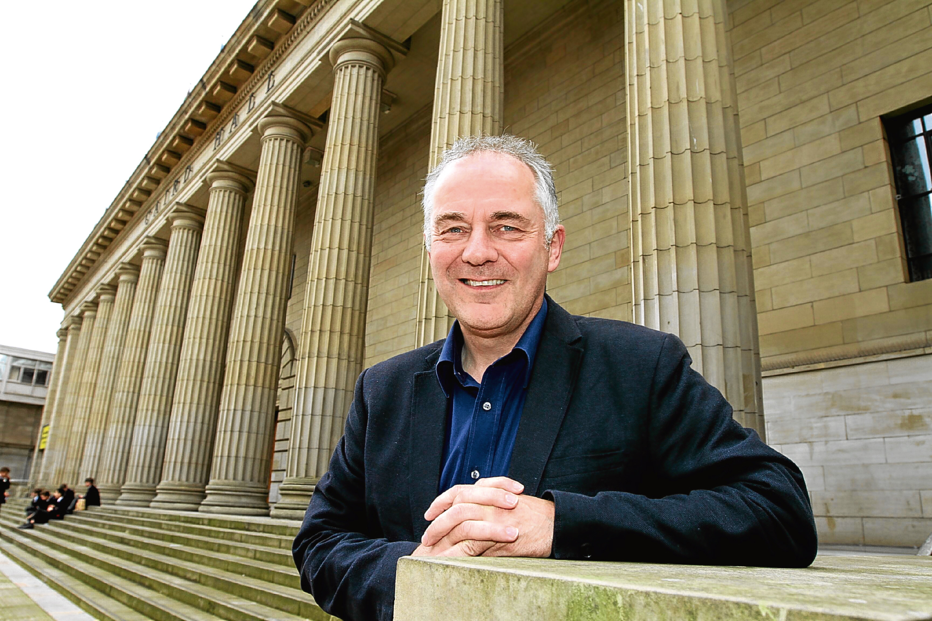 "Councillor Black has slammed the council's ""secrecy"" over projects such as the V&A."