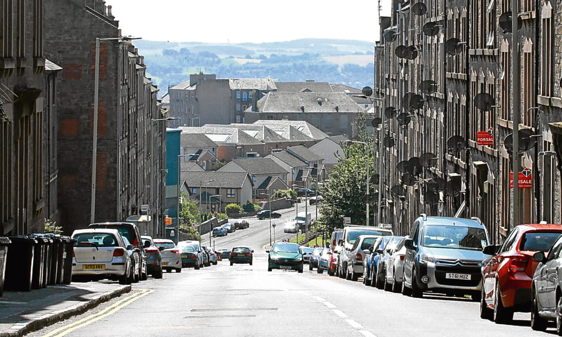 Provost Road. (Library image).