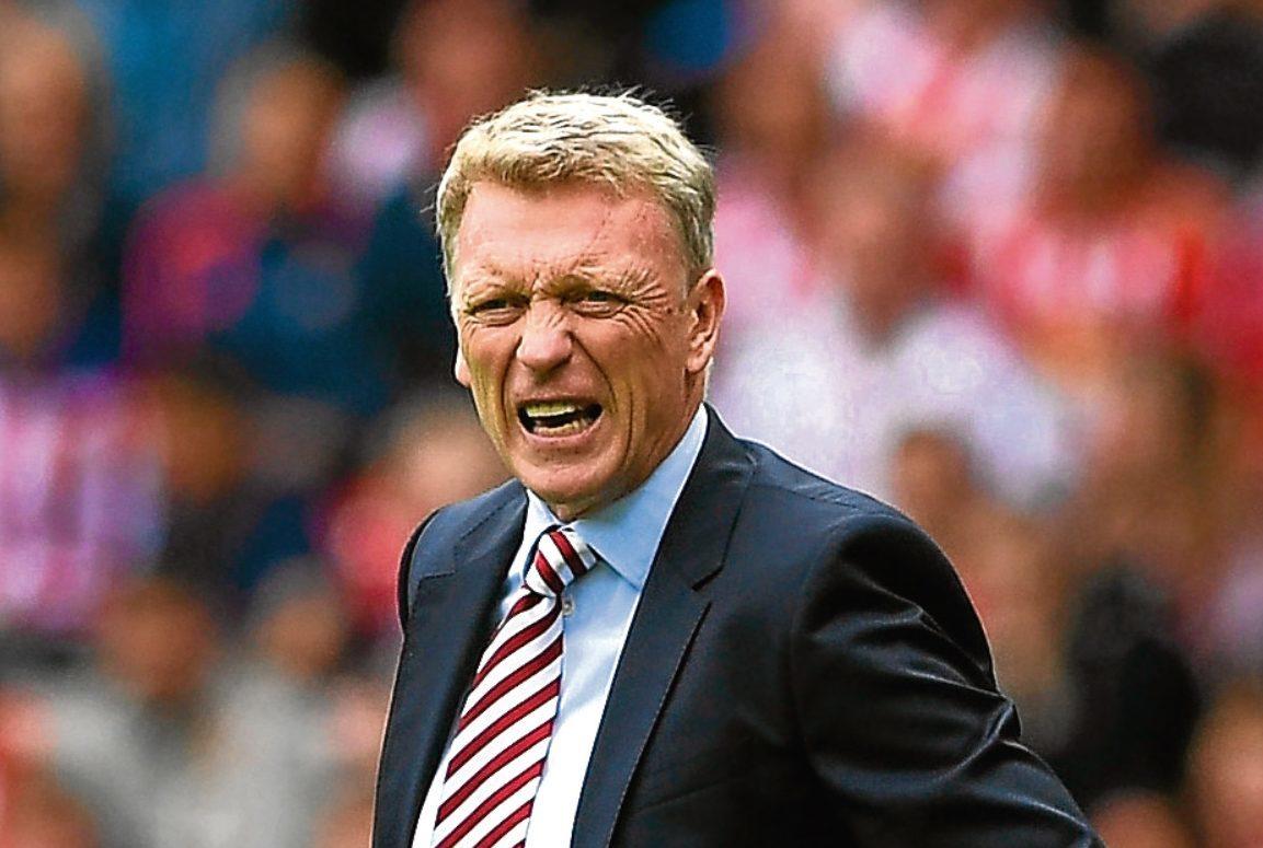 Liam will now be seeking answers from Sunderland boss David Moyes