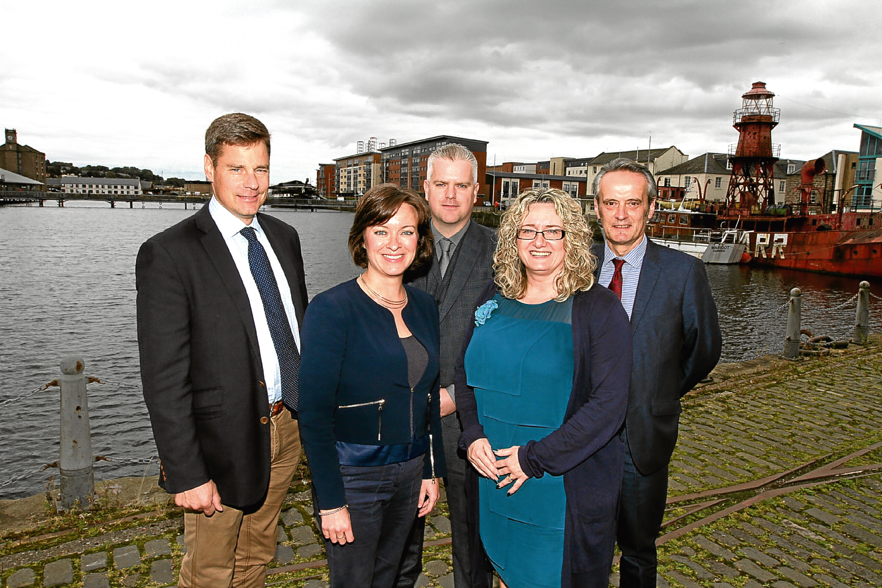 Duncan Manning, Jenny Marra, David Webster, Alison Henderson, and Grant Ritchie