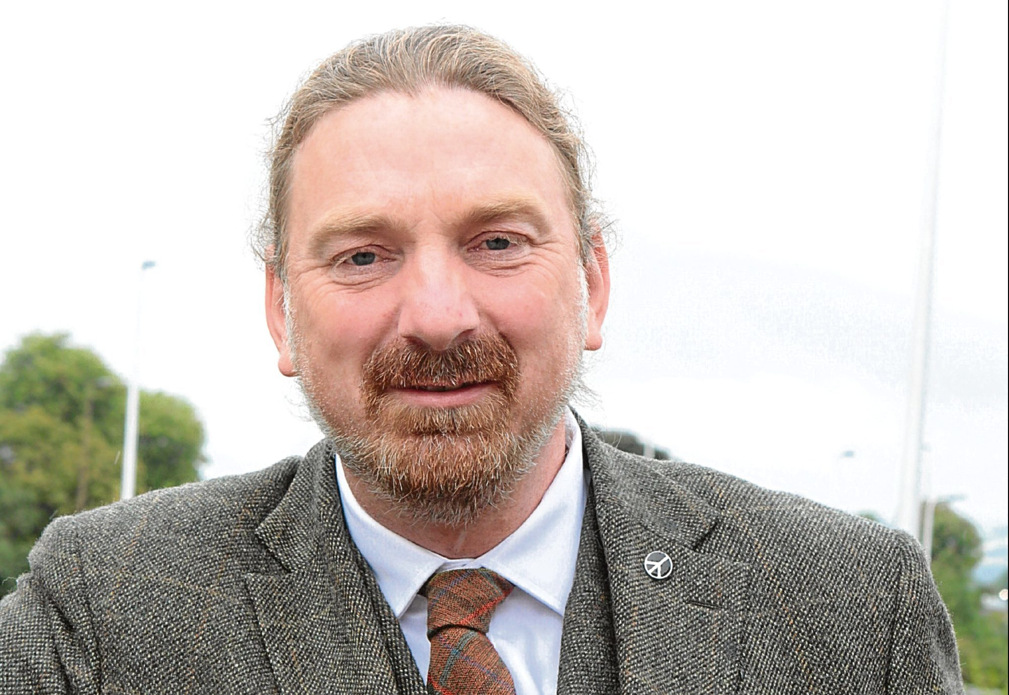 Dundee West MP Chris Law.