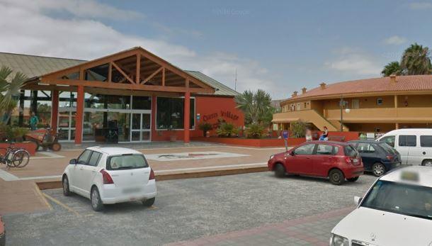 The Oasis Village resort in Fuerteventura.