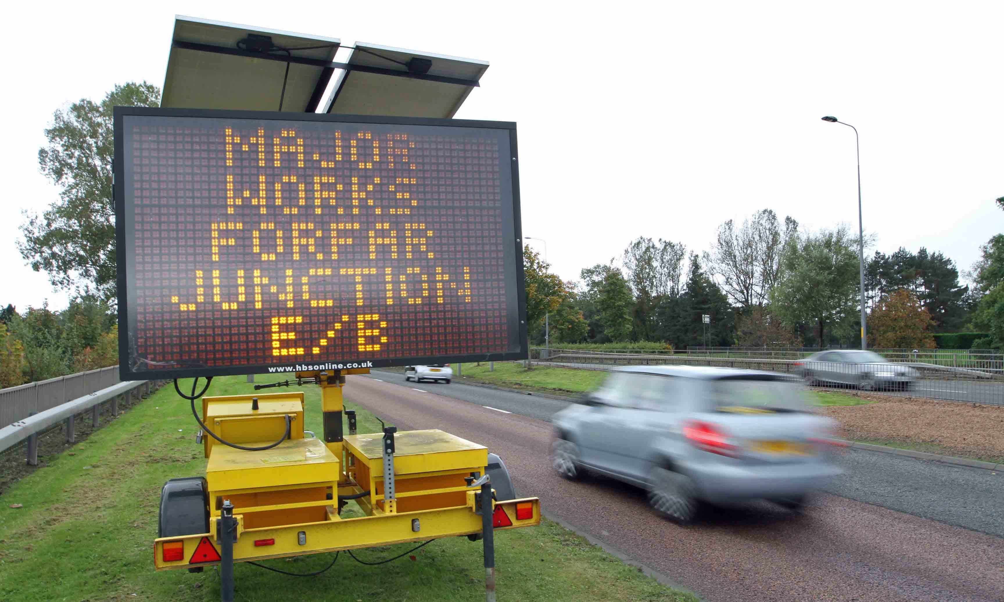 Major roadworks are due to take place on Kingsway East.