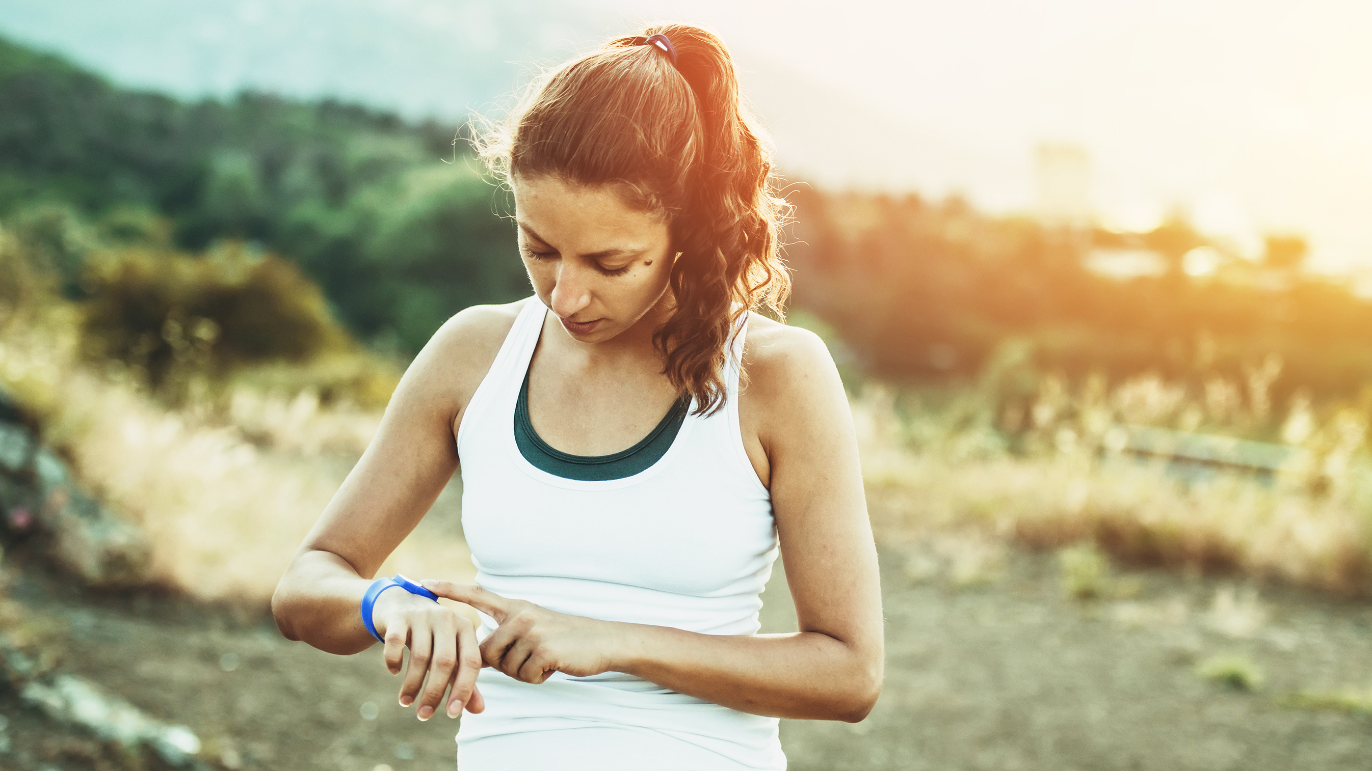 """Researchers say they found """"no evidence that the device promoted weight loss or improved blood pressure or cardiorespiratory fitness""""."""