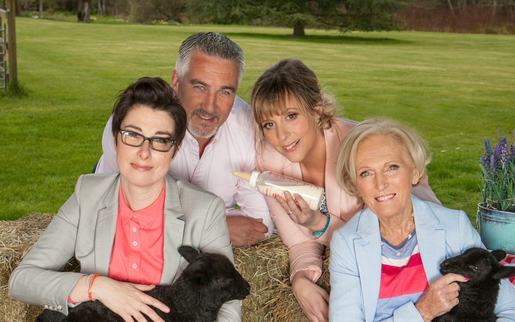 It's the end of an era in the Bake Off tent.