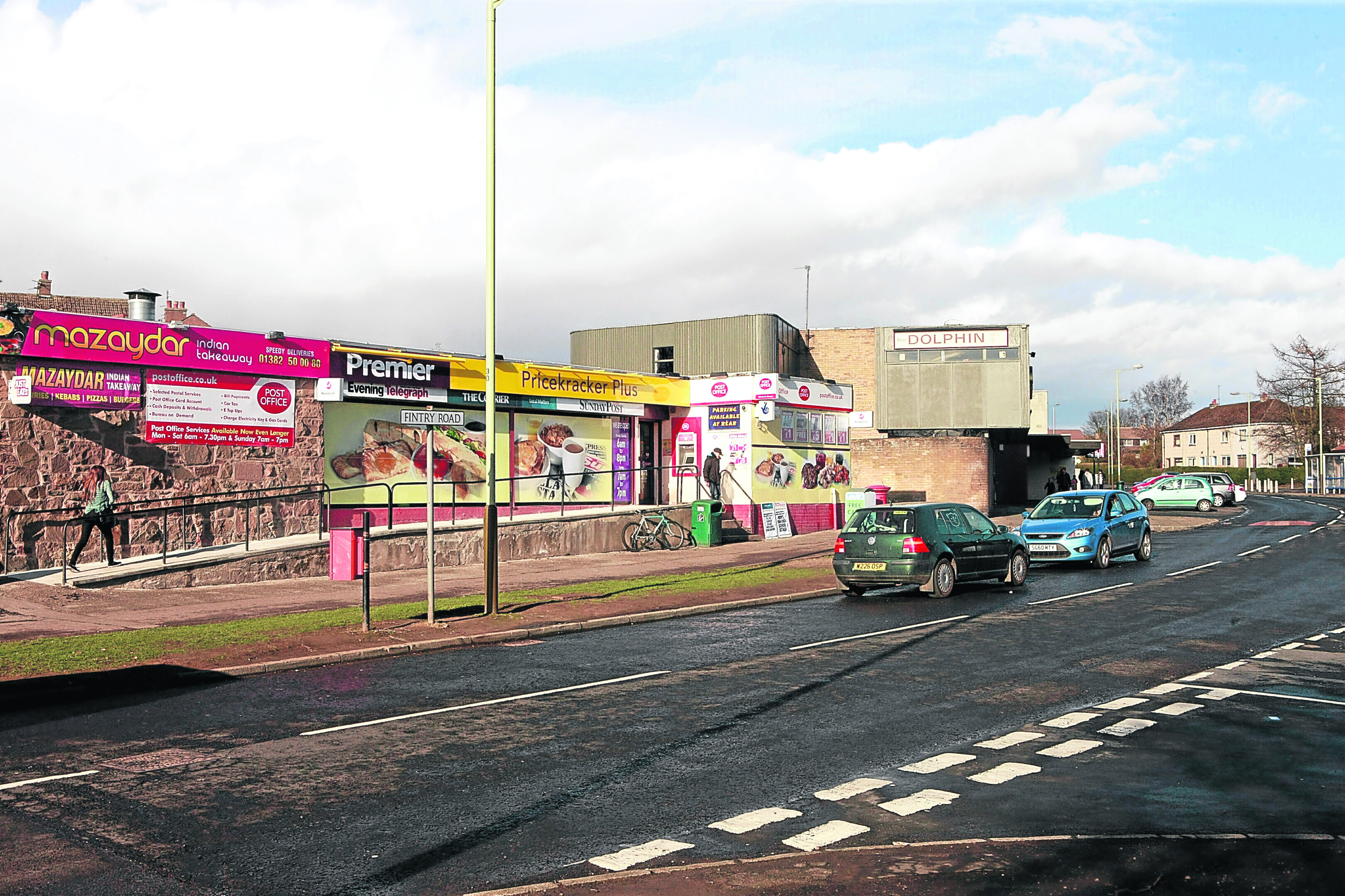 Could streets like Fintry Road join parts of Angus in a new constituency?
