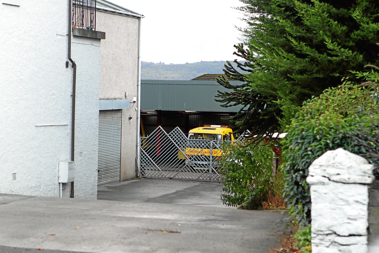 Ninewells Garage