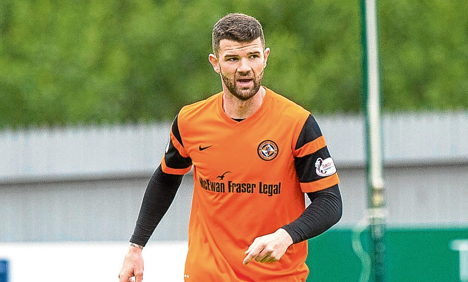 Dundee United defender Mark Durnan reckons the Tangerines will need to be on their guard in Paisley.