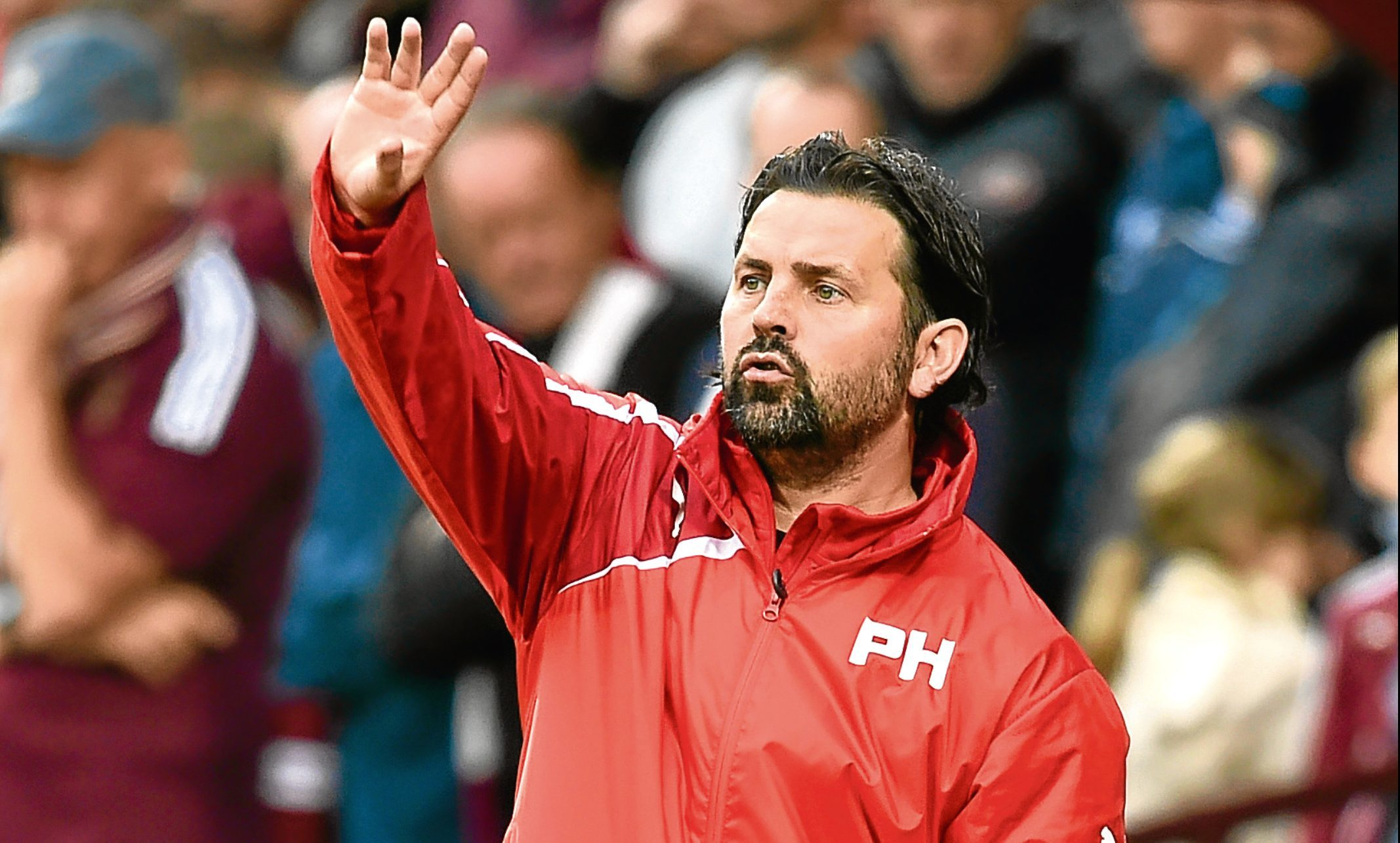 Dundee manager Paul Hartley is confident in his team's ability