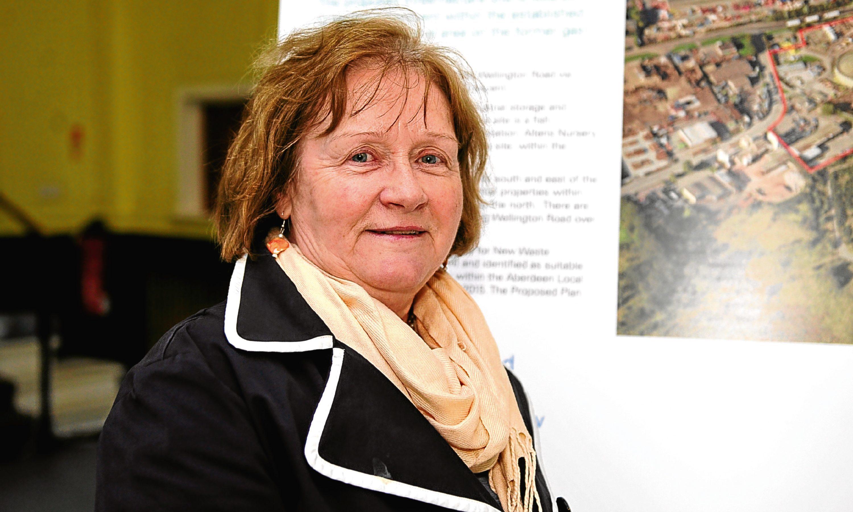 Maureen Watt, mental health minister