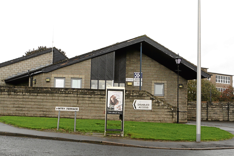 Longhaugh Police Station
