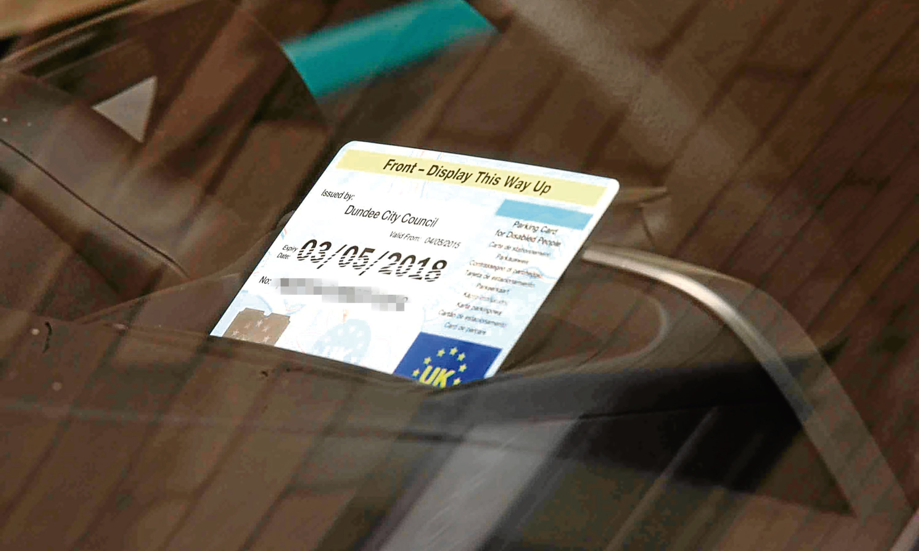 Misuse of the badges, which allow drivers to park in more accessible locations, is on the rise.
