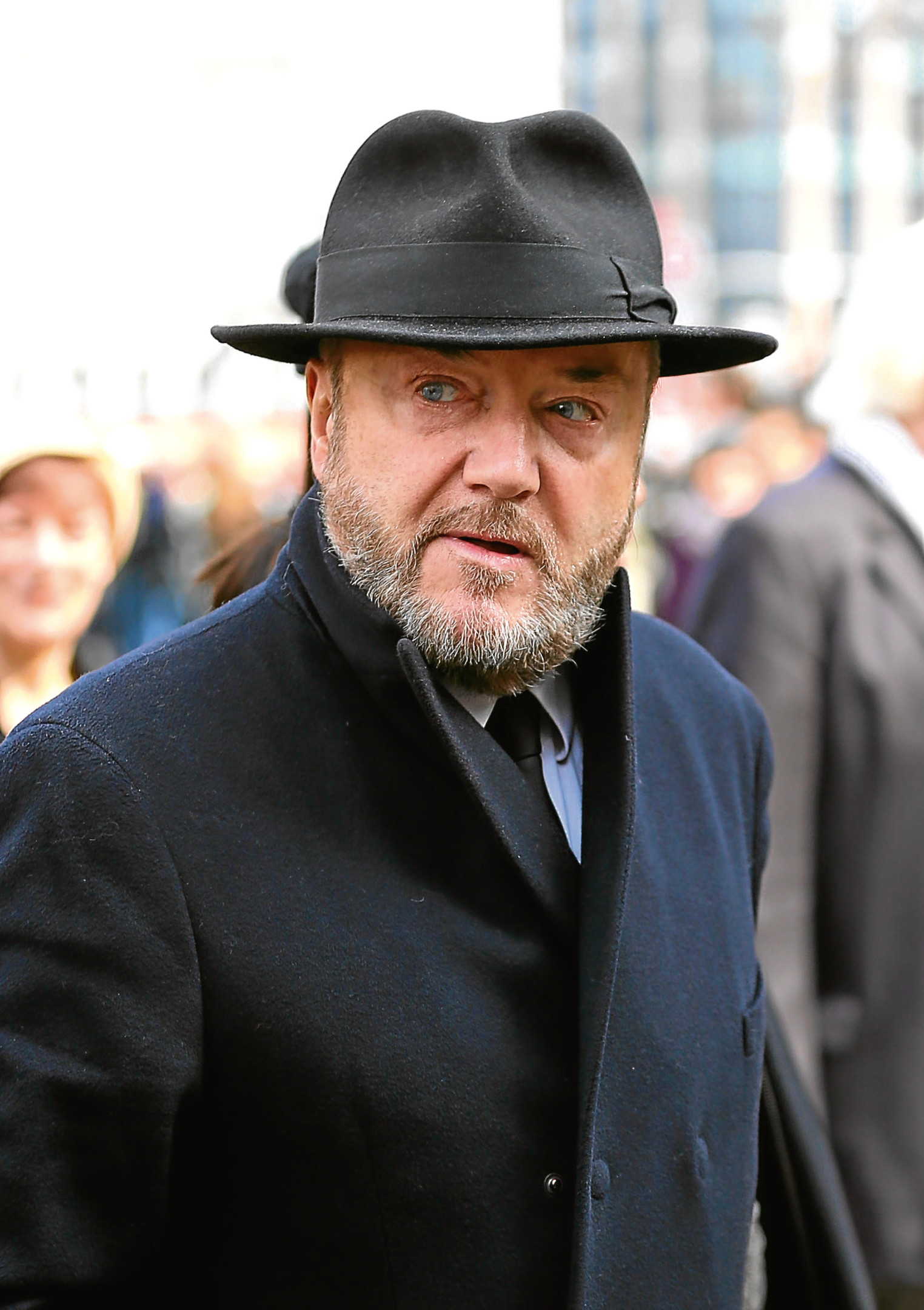 """Politician George Galloway said Willie was """"one of a kind that will not be seen in the present or the future."""""""