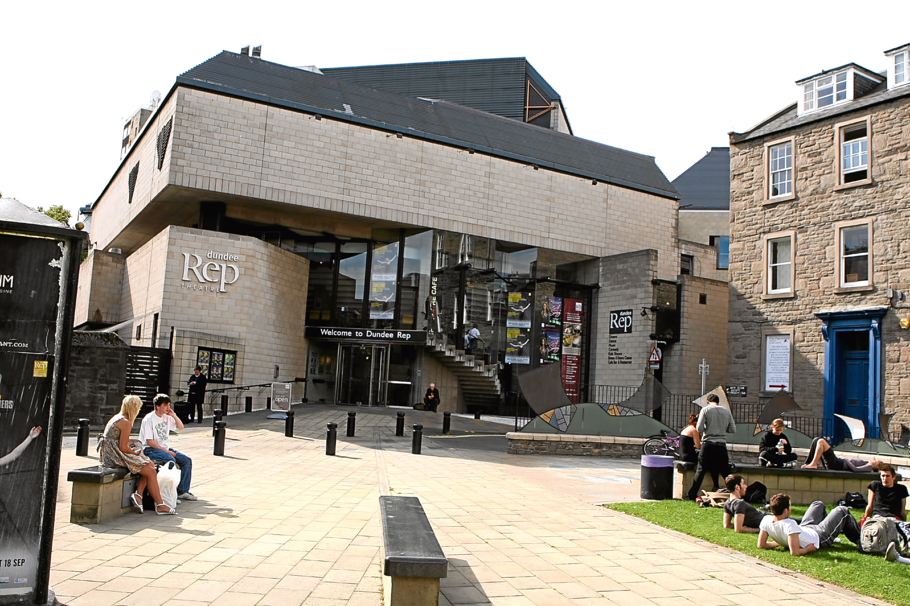 Dundee Rep Theatre, Tay Square, Dundee