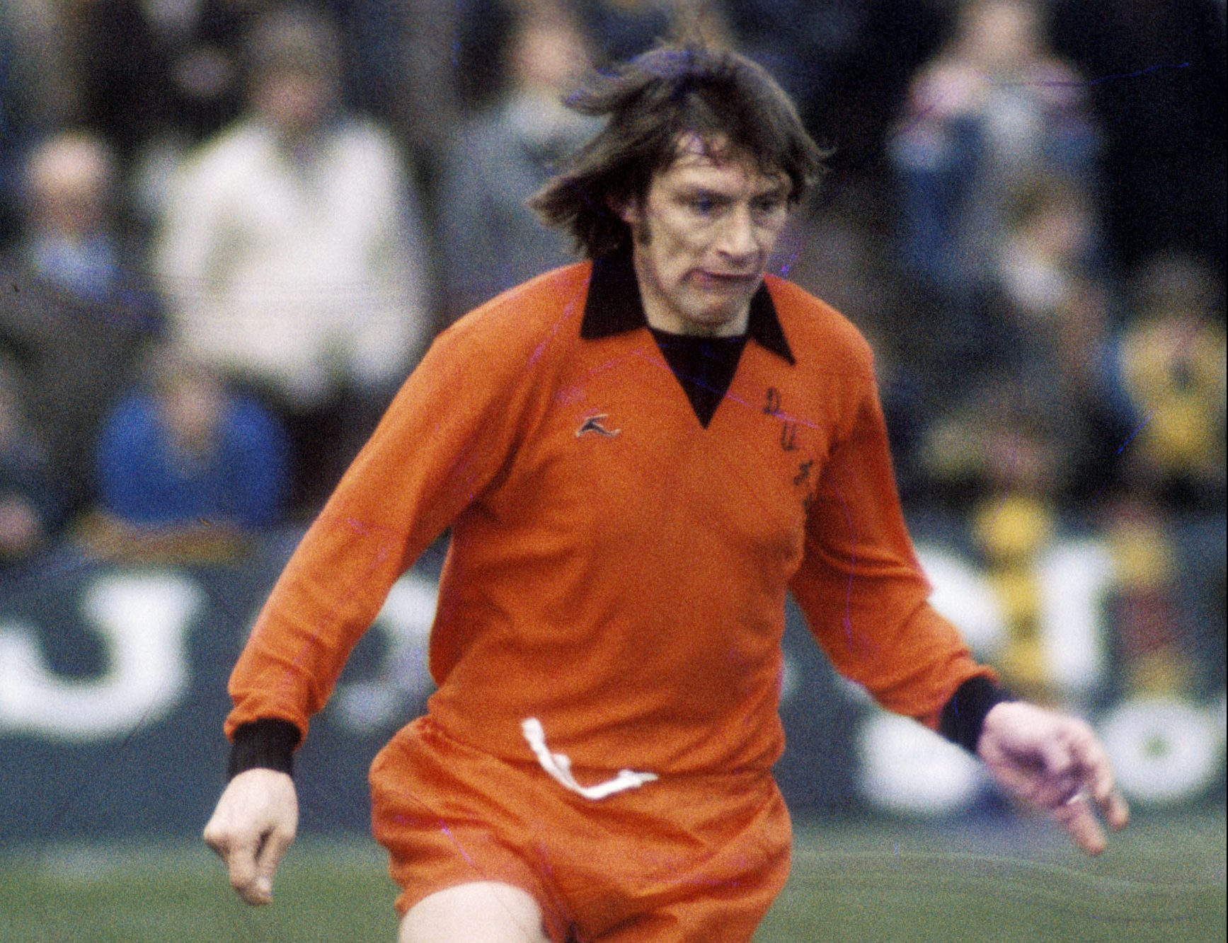 Dundee United's Andy Rolland