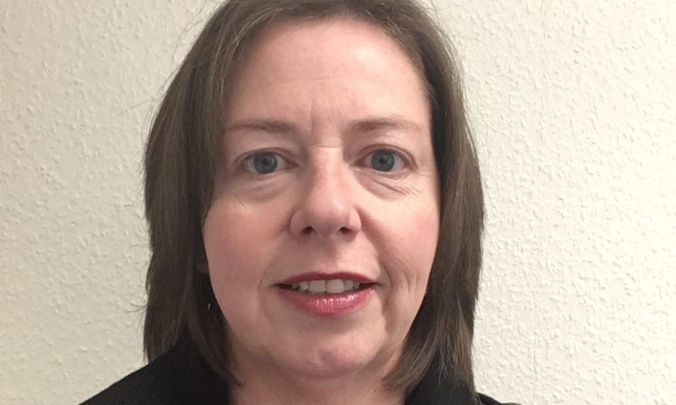 Linda Graham, consultant clinical psychologist with NHS Tayside.
